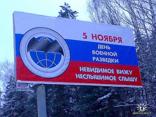 Какого числа день разведки в россии 156