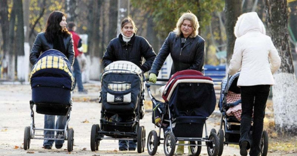 Дети требуют средств: на родительские пособия выделят втрое больше. Текст и авторский комментарий. (Vladyka)